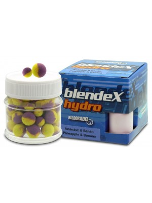 Haldorádó BlendeX Hydro Method 8, 10 mm - Ananás a Banán