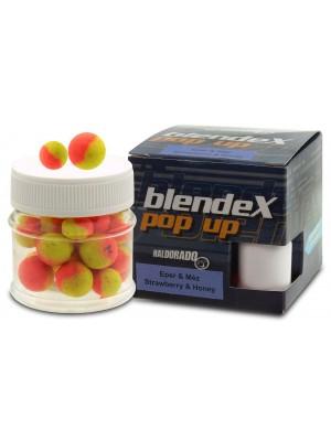 Haldorádó BlendeX Pop Up Big Carps 12, 14 mm - Jahoda a Med