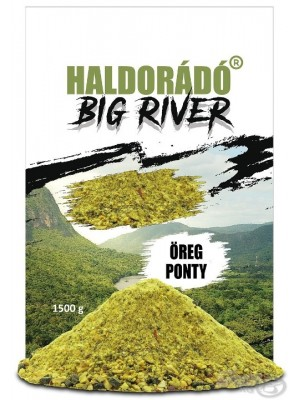Haldorádó Big River - Starý Kapor