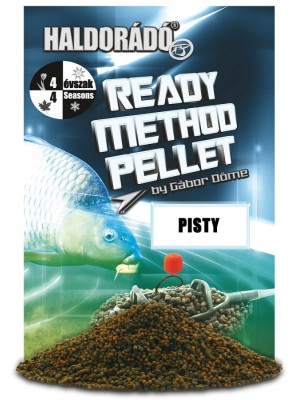 Haldorádó Ready Method Pellet - Pisty