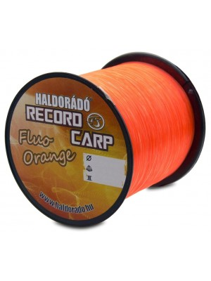 Haldorádó Record Carp Fluo Orange 0,20 mm  900 m - 5,0 kg