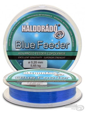 Haldorádó Blue Feeder 0,18mm / 300m - 4,55 kg