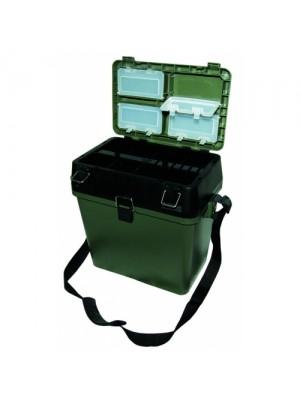 Kufrík so sedákom