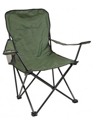 Carp Zoom Rybárska stolička s opierkou na ruky
