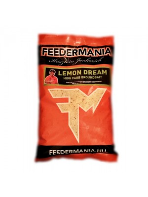 Feeder Mania Groundbait Lemon Dream krmivo