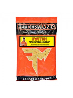 Feeder Mania Groundbait Fermented Switch