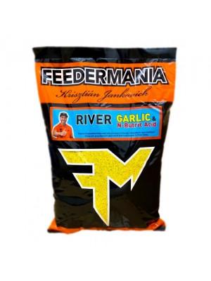 Feeder Mania River Garlic + N-Butyric Acid Krmivo