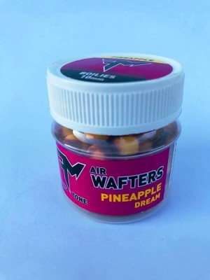 Feeder Mania Air Wafters Two Tone 10 mm Pineapple Dream